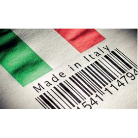 100% Ιταλικό προϊόν Εγγυημένα , σχεδιασμός και κατασκευή στην Ιταλία.
