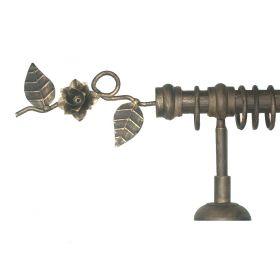 Σφυρήλατη Κουρτινόβεργα Φ26 - Νο 1006
