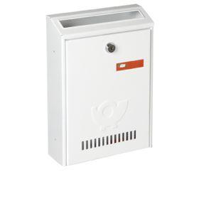 Γραμματοκιβώτιο 203 Λευκό